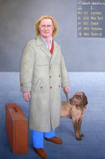 Ausreise, Schauspieler, Depardieu, Portrait