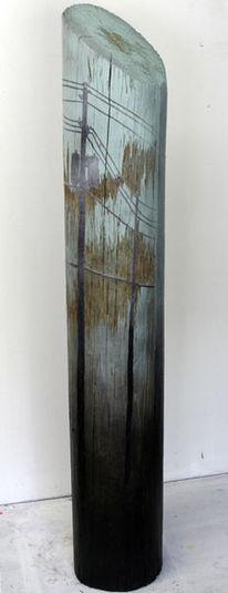 Finden, Holz, Objekt, Marker