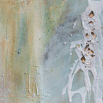Experimentell, Abstrakt, Struktur, Sand