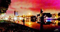 Bremen, Rot, Weser, Wesertower
