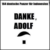Panzer, Neofaschismus, Indonesien, Waffenhandel