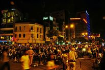Saigon, Fotografie, Nacht, Licht