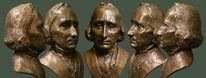 Kopf, Jura, Skulptur, Gesicht