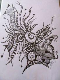 Skulptur, Doodles, Malen, Zeichnen