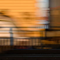 Geschwindigkeit, Realität, Durchsicht, Fotografie