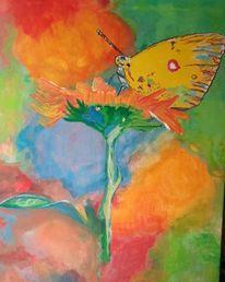 Licht, Sieb, Bekommen, Malerei