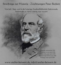 Leipzig, Ausstellung, Historie, Bürgerkrieg