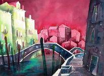 Blick, Rio, Venezia, Bewegung