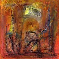 Mix, Acrylmalerei, Abstrakt, Malerei