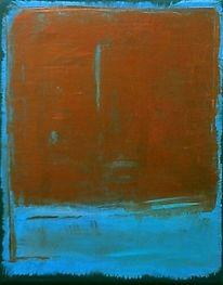 Türkis, Acrylmalerei, Blau, Schwarz
