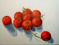 Rot, Gemüse, Früchte, Tomate