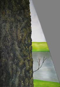 Baum, Naturalistisch, Alte liebe, Sonderformat