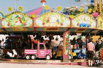 Kinderkarussell, Kinderzimmer, Oktoberfest 2015, Karussell