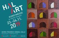 Hallorenkugeln art, Halle saale kunst, Gegenwartskunst, Hal art 2019