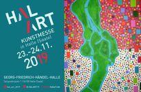 Austellung, Hal art 2019, Halle saale, Groß