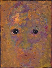 Portrait, Ölmalerei, Menschen, Männlich