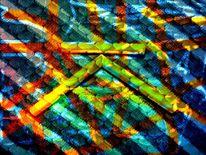 Antroprozän, Sediment, Outsider art, Digitale kunst