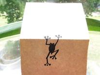Frosch, Baumsteiger, Baumsteigerfrosch, Zeichnungen