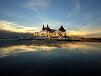 Burg, Meer, Outsider art, Schloss