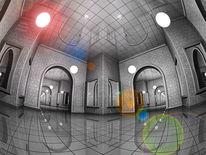 Labyrinth, Bau, Symmetrie, Objektiv
