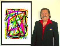 2013, Fingerabdruck, Pinnwand, Reiter