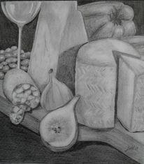 Zeichnungen, Stillleben, Zeit