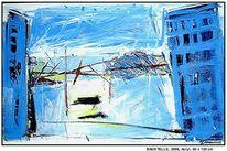 Hafencity, Moderne kunst, Weite, München