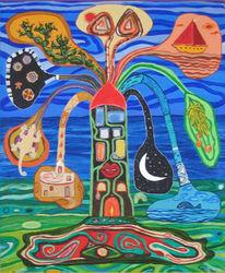 La gomera, Insel, Atlantik, Teneriffa