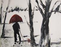 Menschen, Malerei,