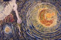 Vincent van gogh, Nacht, Surreal, Feine details
