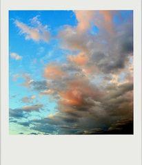 Reise, Wolken, Blau, Landschascht