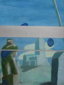 Malerei, Sehen