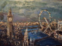 London, Malerei