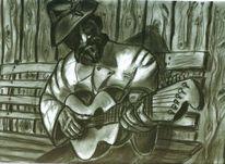 Heimatsänger, Erzgebirge, Gitarre, Böhmen
