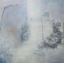 Licht, Abstrakt, Haus, Landschaft