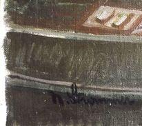 Kehrwiederspitze, Strommer, Hamburg, Impressionismus