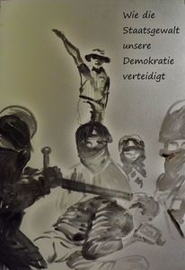 Politik, Nazi, Gewalt, Demokratie