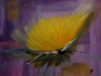 Gelb, Zaubernuss, Blüte, Fantasie