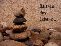 Balanceakt, Stein, Spontan, Bunte steine