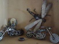 Drache, Ausstellung, Stubental, Alien