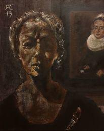 Franshalsmuseum, Frau, Judith leyster, Judithleyster