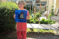 Kind, Fotografie, Zwillinge, Installation
