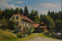 Steiermark, Natur, Ley linie, Pöllauberg