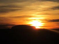 Sonnenaufgang, Outback, Fotografie,