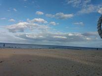 Horizont, Ostsee, Himmel, Wasser