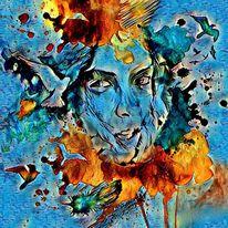 Symbiose, Fusion, Gewissen, Blaupause