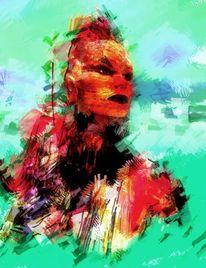 Fantasie, Digital, Digitale kunst, Abstrakt