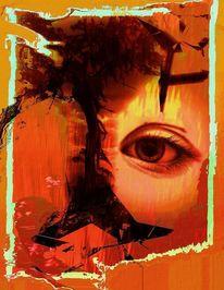 Digital, Fantasie, Digitale kunst,