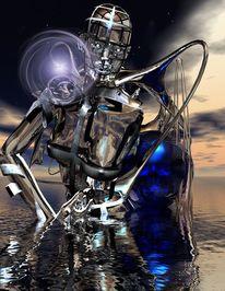 Energie, Surreale fiktion, Kontrast, Vergänglichkeit