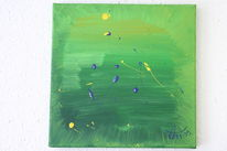 Malerei, Bunt, Farben, Abstrakt